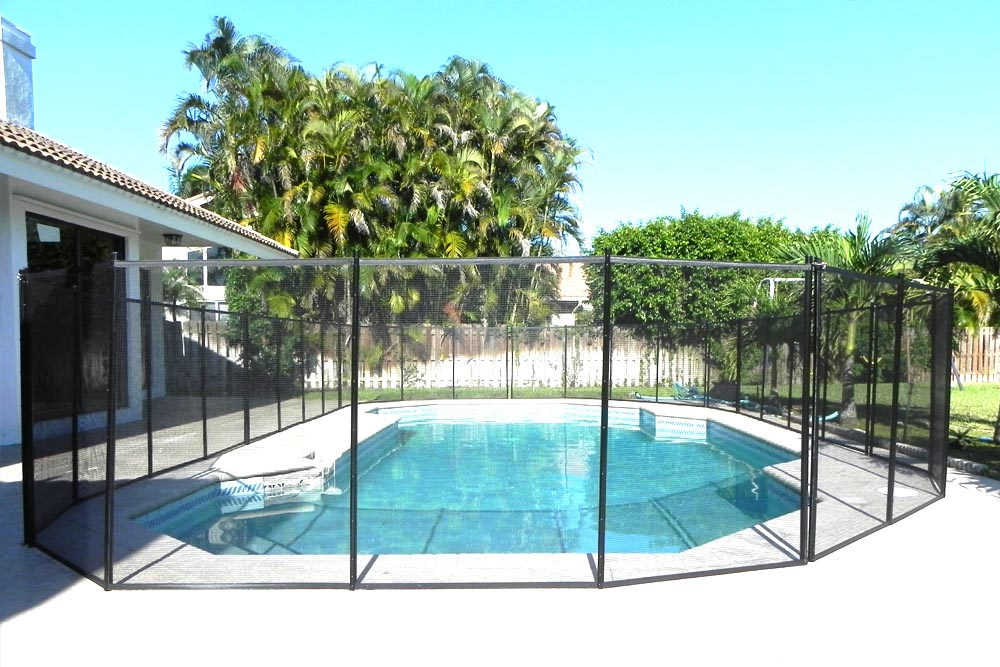 The Angle These Brackets Pool Fence Maintenance Perth Prevent